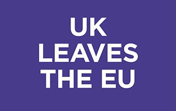 UK leaves the EU